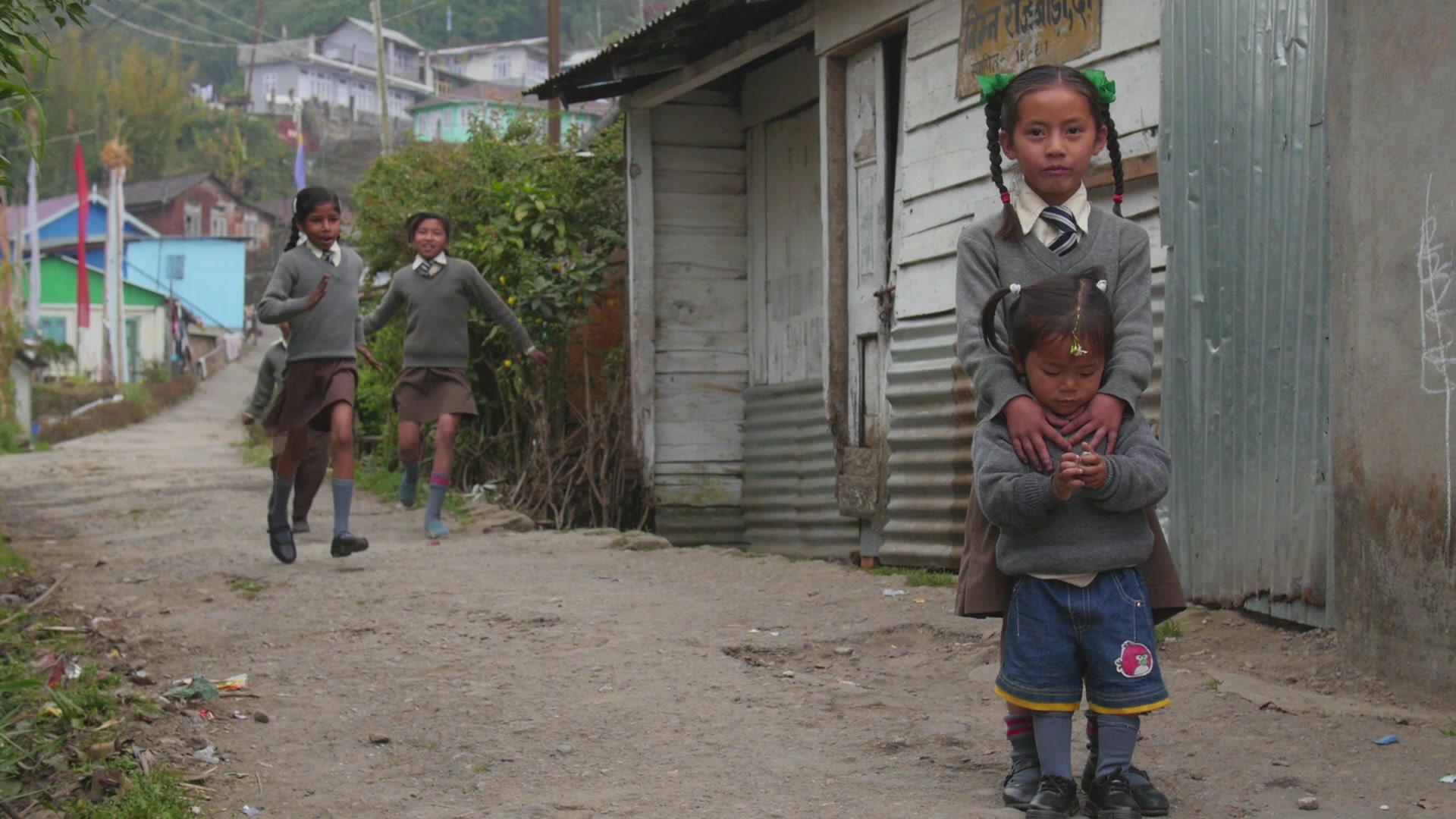 A brighter future for children and young people in Darjeeling