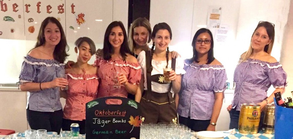 Oktoberfest: Euromonitor raised £2,847.88 for DCT!
